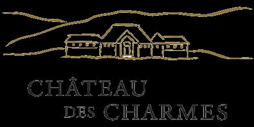 Château des Charmes logo