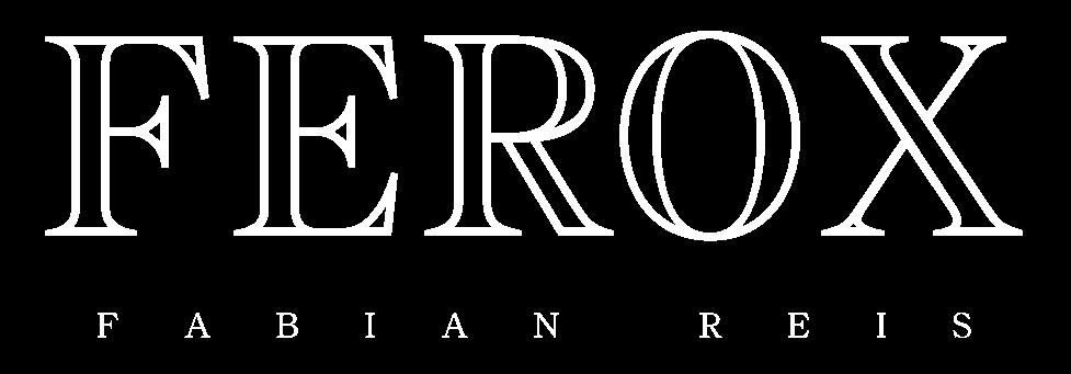 Ferox by Fabian Reis logo